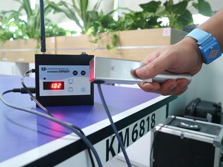 thiêt bị đo điện áp tĩnh điện DSF 601.png